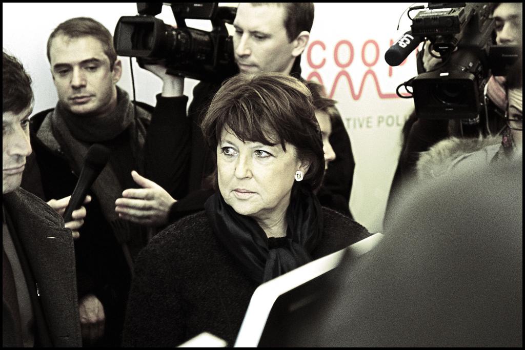 Martine Aubry : «quand on est socialiste, on est féministe»