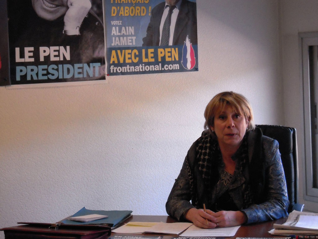 France Jamet : « Face à Frêche, le Front National doit former une grande opposition »
