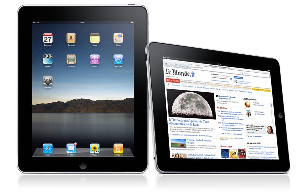 Après l'iPhone, la folie iPad