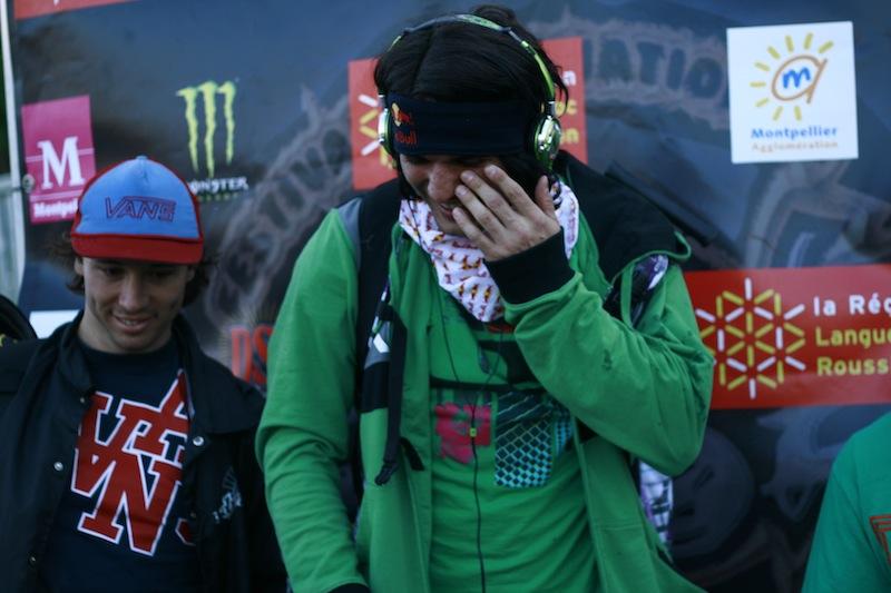 FISE 2010: Victoire éclatante en BMX pour Alessandro Barbero
