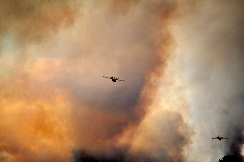 L'image d'un Hérault tout feu tout flamme