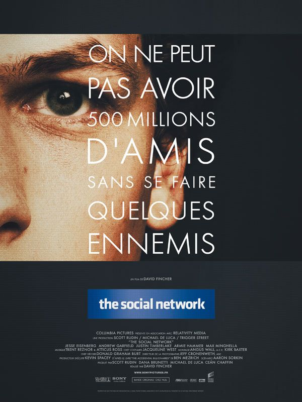 «The Social Network», l'étrange histoire de Mark Zuckerberg