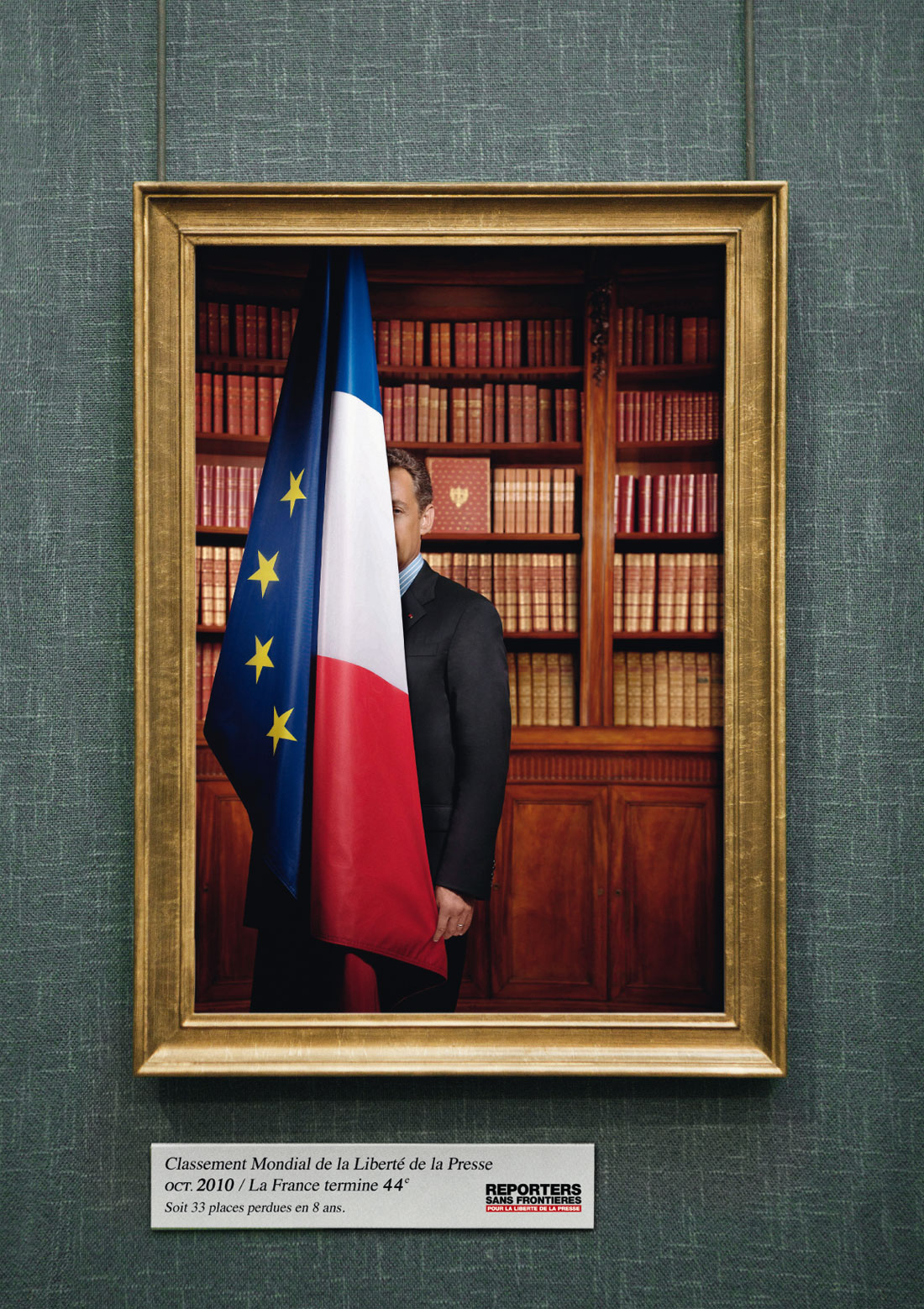 La France maltraite la liberté de la presse
