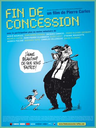 «Fin de concession»: avant première d'un film polémique.