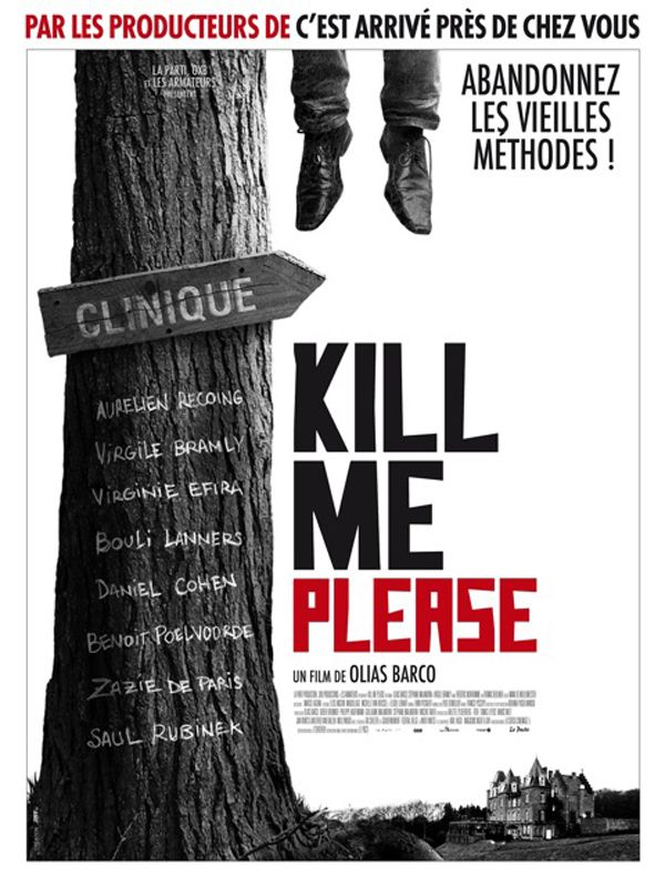 Kill Me Please : le suicide vous va si bien