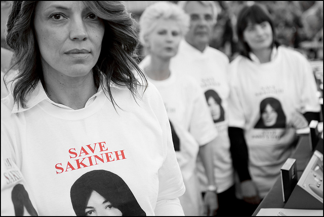 Sakineh Mohammadi Ashtiani: une vie en sursis