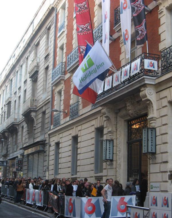 X-Factor : Première étape à Montpellier
