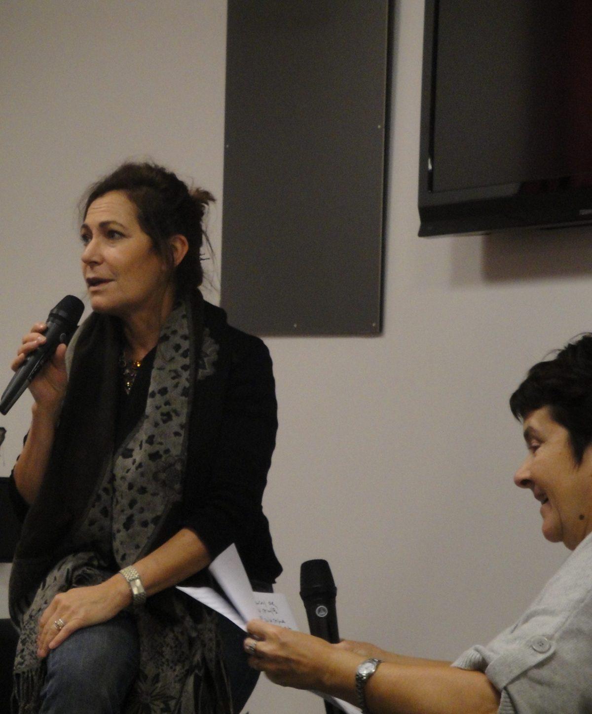 Mémona Hintermann donne la parole aux témoins de la vie réelle
