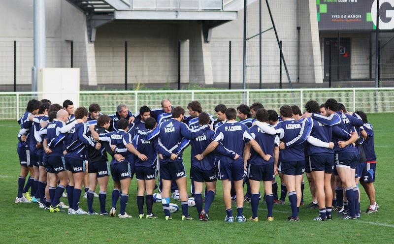 Le XV d'Argentine «craint» l'équipe de France