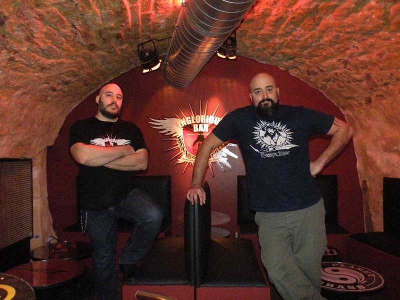 L'Inglorious Bar: la bière, Tarantino et le rock américain