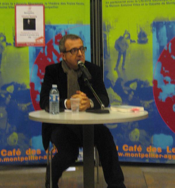 Charles Dantzig : «Les lecteurs sont minoritaires»
