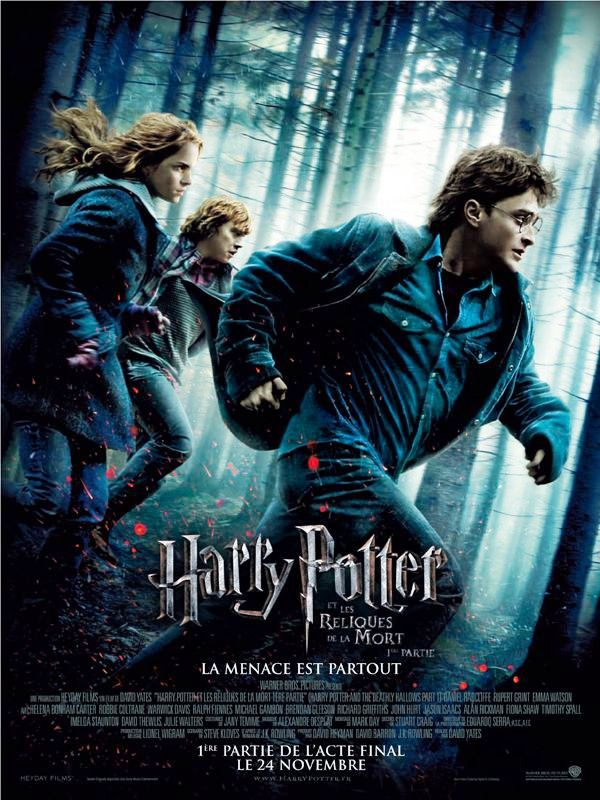 Harry Potter 7 : réussite ou déception ?