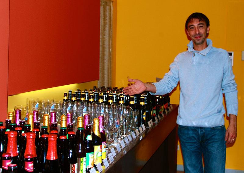 Chope'in : la bière tient boutique à Montpellier
