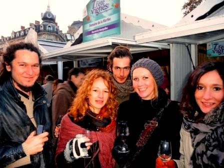 Montpellier fête ses vignerons