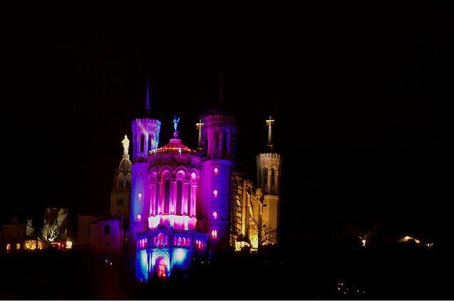 À Lyon, la Fête des Lumières est écolo