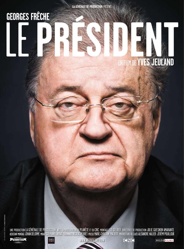 Le président : chronique d'un «monstre» politique