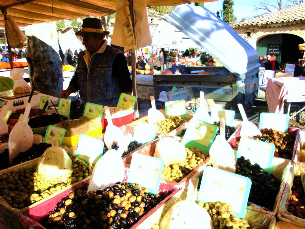 L'olive en fête à Corconne