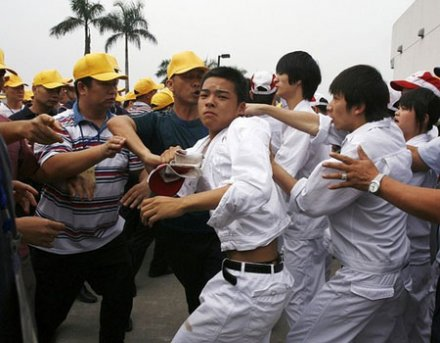 Chine : la colère ouvrière se réveille