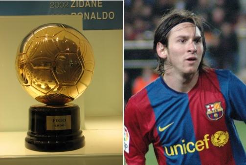 FIFA Ballon d'Or  2010 : et de deux pour Lionel Messi