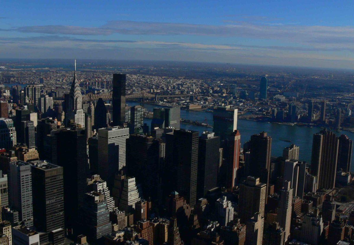 New York : toujours plus haut, toujours plus grand, toujours plus loin