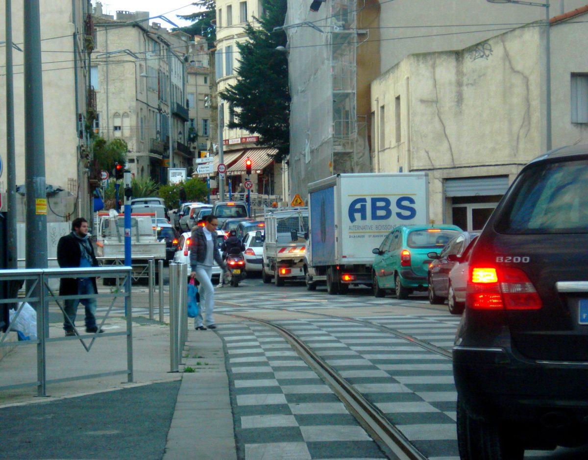 Les bouchons du lundi matin à Montpellier : mythe ou réalité?