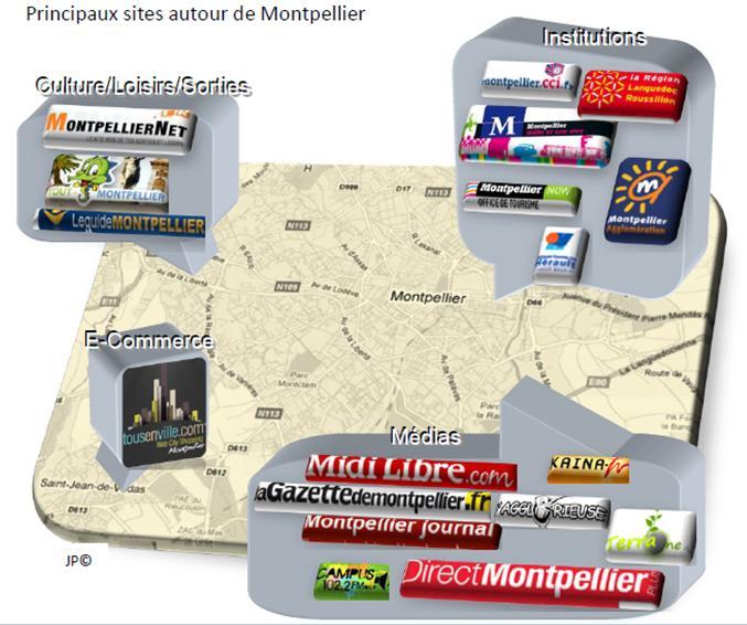 Montpellier et internet : histoire d'un vide numérique
