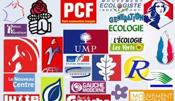 Tour d'horizon des partis politiques