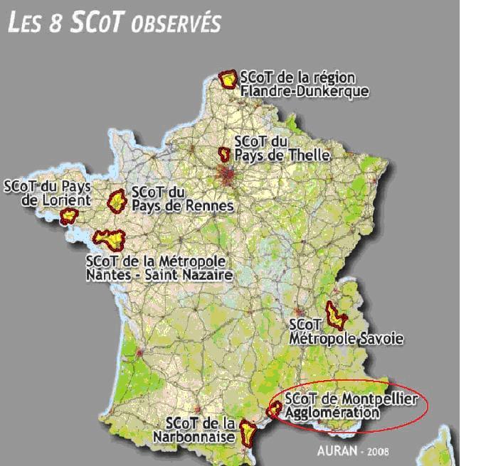 Le SCoT, ou comment limiter l'impact écologique de l'extension urbaine