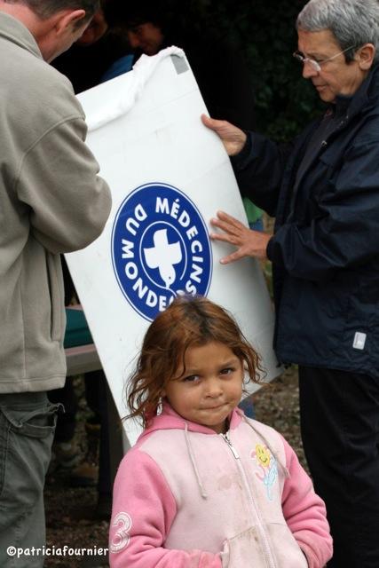 À Montpellier, Médecins du Monde soutient la communauté Rom
