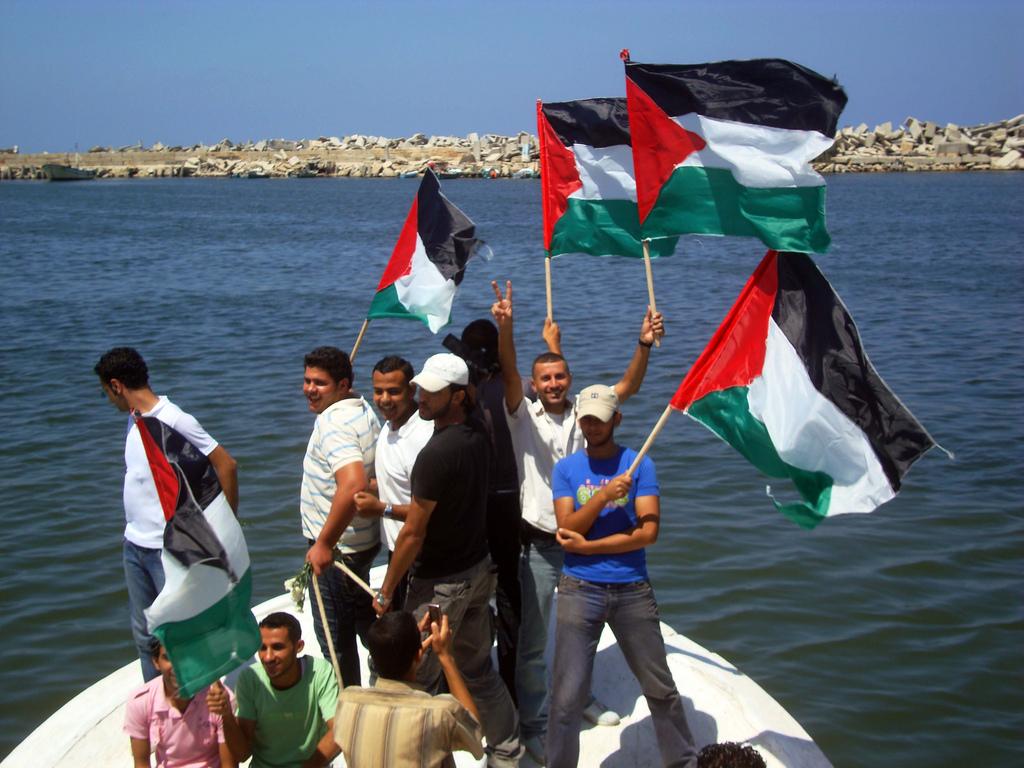 Ces militants français qui veulent se rendre à Gaza