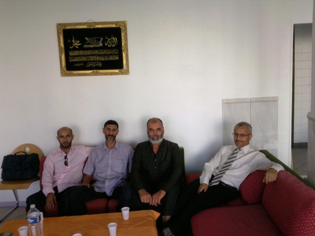 Rencontre avec le mouvement islamique Ennahda à Lyon