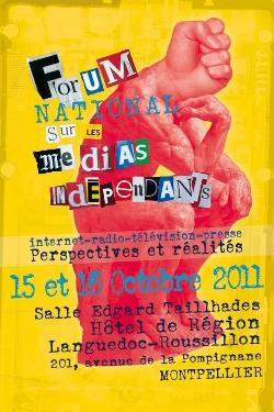 Les médias indépendants étaient réunis à Montpellier