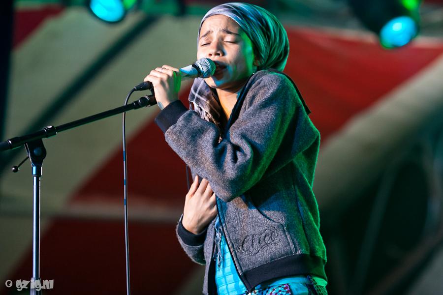 Rencontre avec la chanteuse Nneka