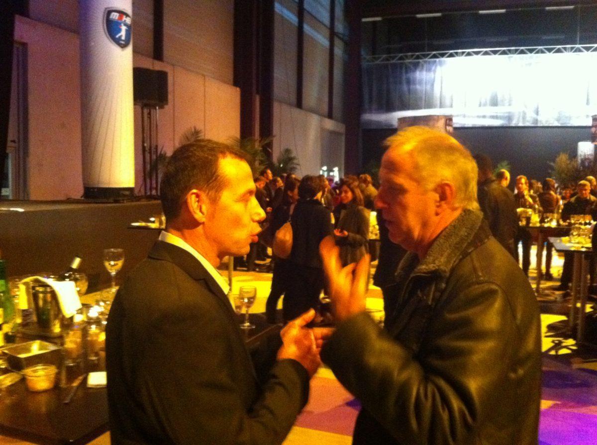 Patrice Canayer à propos de René Girard : « C'est quelqu'un que j'apprécie énormément »