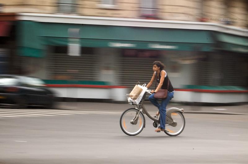 Un vieux vélo pour remonter la pente
