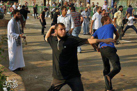 Egypte : Les Frères jettent la première pierre.