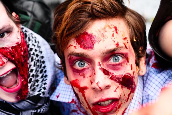 Zombie Day: La horde défèrle sur Montpellier
