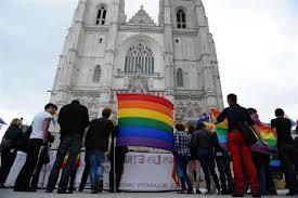 Le mariage gay n'a pas la foi