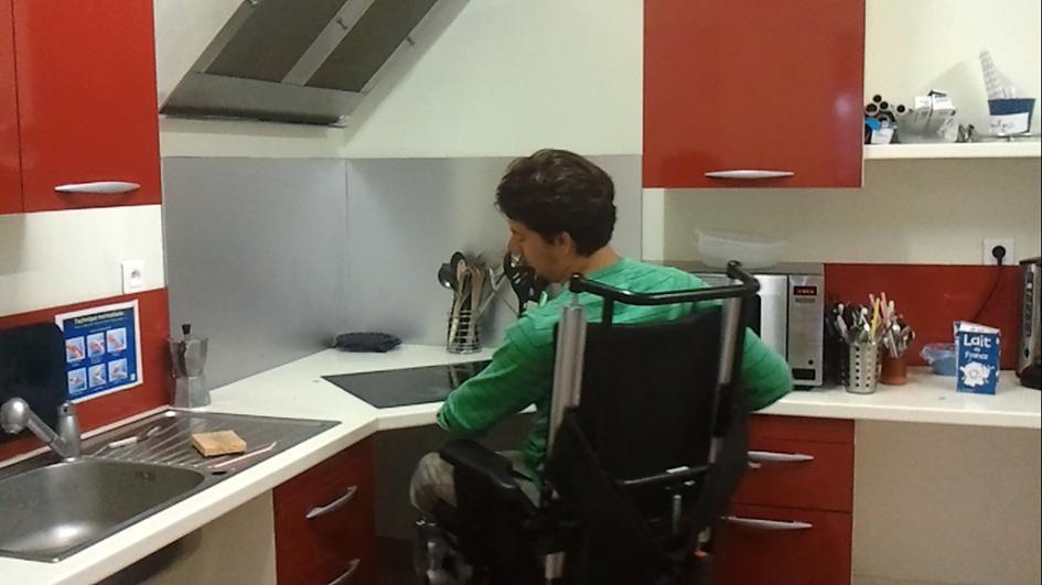 Handicap : les étudiants en quête de logements adaptés