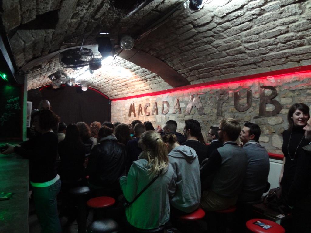 Montpellier Comédie Club : laboratoire de talents au Macadam Pub