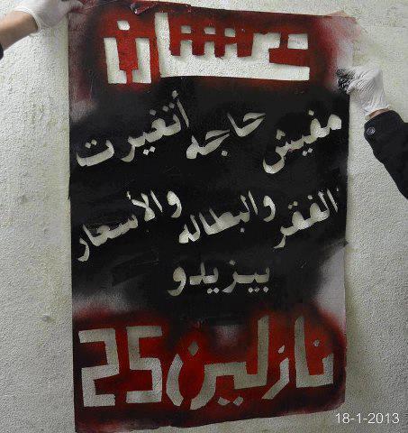Égypte : Deux ans après la révolution, la tension est à son comble