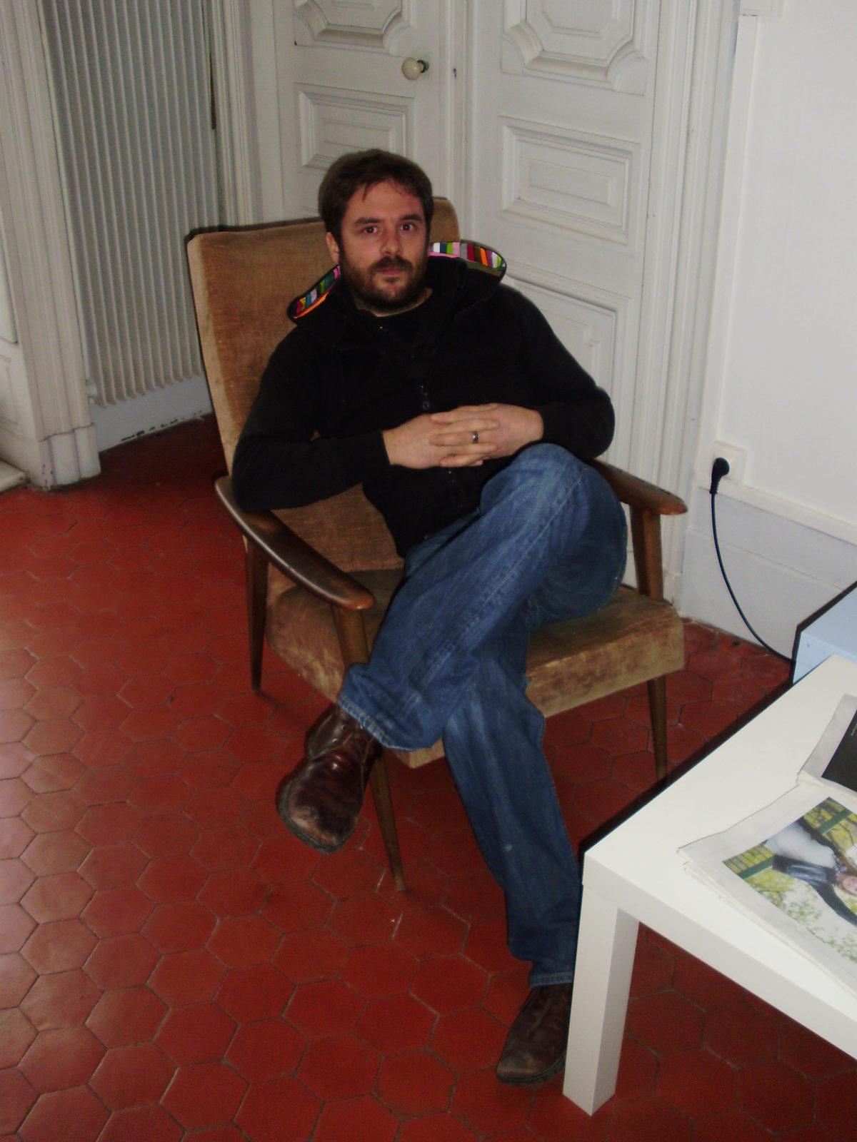 Aurel, portrait d'un épicurien du dessin