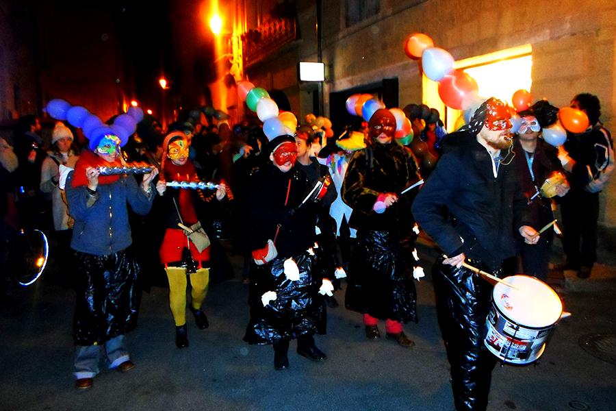 Carnaval des Gueux : Montpellier au rythme des percussions pour Mardi gras