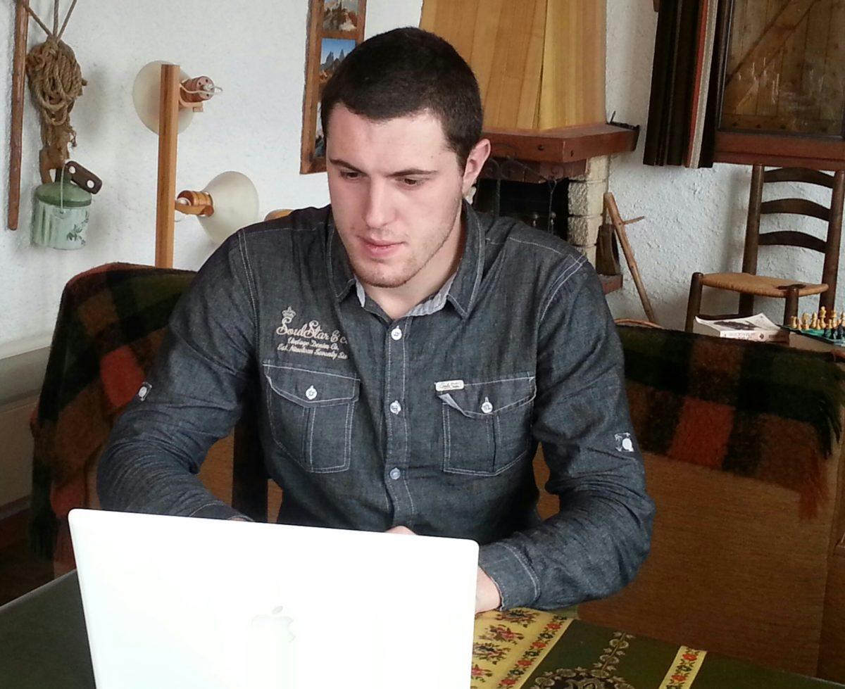 Sébastien Chatelier : de «dog-sitter» à globe-trotter