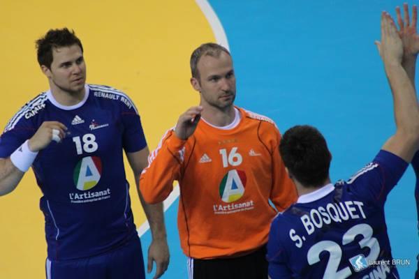 Handball – Euro 2014: La France qualifiée en demi-finale