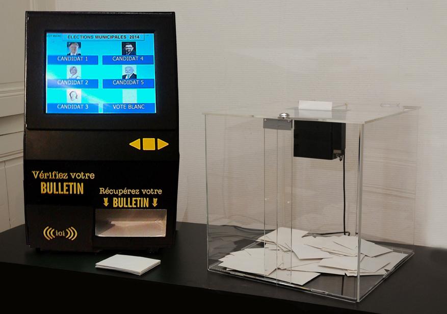 VOT'MATIC : Quand la modernisation se glisse dans les urnes traditionnelles