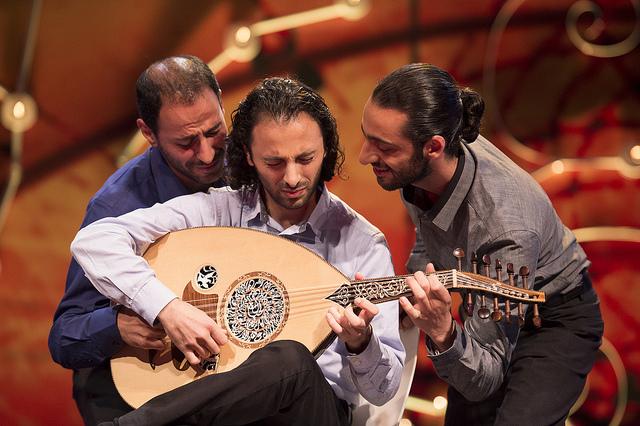 Le Trio Joubran : une symphonie venue de Palestine