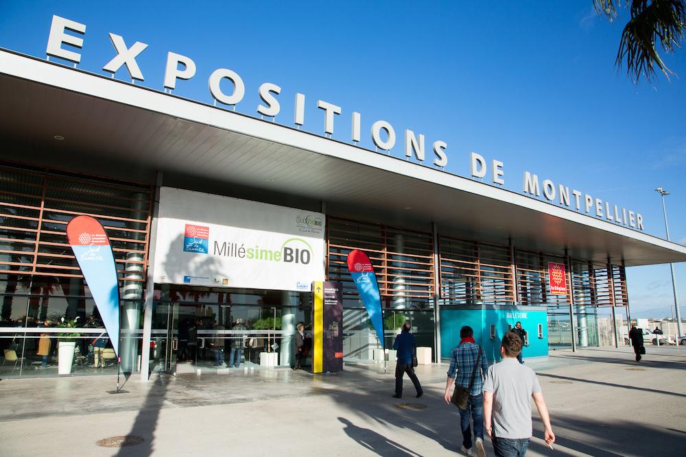 [DIRECT] Salon Millésime Bio à Montpellier