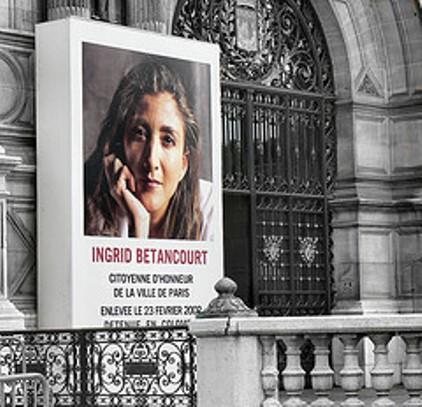 Ingrid Betancourt : le dangereux tapage médiatique