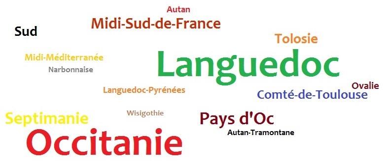 Languedoc-Roussillon/Midi Pyrénées: nom de nom !